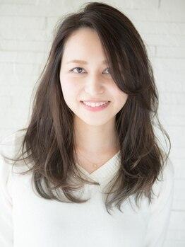 ヘアーラウンジ ディタ(Hair Lounge Dita)の写真/全MENU「50分」スパ付◆[白髪カバー×トレンドカラー]Ditaなら叶う、美しさとキレイさを両立した大人髪へ。