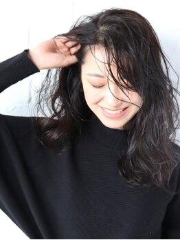 ビーチ ヘア メイク 綱島店(BEACH hair make)の写真/【天然オーガニックリタッチカラー ¥2900/フルカラー¥3500♪】大人上品カラーはBEACH hair makeで決まり☆
