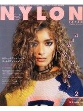 ☆~ローラちゃん表紙のNYLON~☆