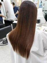 ヘアメイクマナ(hair make MANA)縮毛矯正