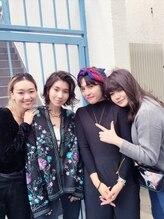 ☆~撮影終了後モデルちゃん、staff、stylist、メイクちゃんと~☆