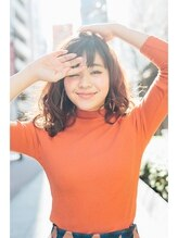 ヘアリゾートノア 銀座(hair resort Noah)【Noah銀座】☆☆☆☆綺麗×可愛い=みんなが羨む憧れヘア☆