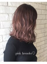 オアシス 新宿店(Oasis)pink lavender!