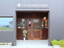 TY's BARBER SHOP【ティーズ バーバーショップ】