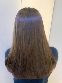 フェイス 磯子店(FACE。)の写真/最高級トリートメント《Aujua》がオススメ!髪の状態、ダメージレベルに合わせあなたにBESTなヘアケアを!