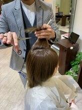 ★経験豊富なデザイナーが一人ひとりに合ったヘアデザインを提案★