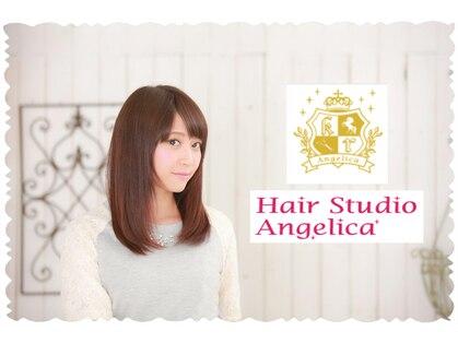 ヘアスタジオ アンジェリカ(Hair Studio Angelica)の写真