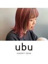 『若い』をテーマとしたヘアサロン『ubu』