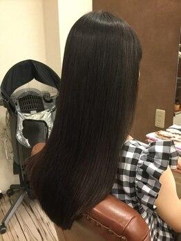 ハルール(Haru Ru)の写真/【再現性実現◎】忙しい大人女性のくせ毛やうねりのお悩み解決で翌日からも楽ちんに