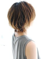 30代・40代 大人かわいい☆カジュアルパーマボブショート