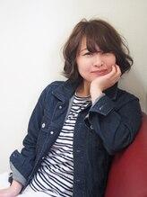 イートンクロップ オオツキ(Eton Crop Otsuki)【OKD】 casual short style
