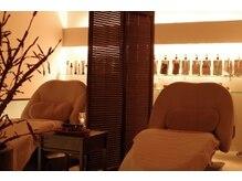 ココティ 堺町御池(Cocotea)の雰囲気(中2階『非日常空間』でゆったりとした時間をお過ごしください。)
