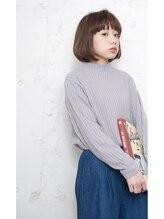 ジーン ヘア ワークス(JEEN HAIR WORKS)《JEEN》Sweet Natural☆ふわナチュボブ☆