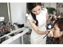 ヘア メイク ユースタイル(hair make YU-STYLE)の雰囲気(嬉しいメイク対応店¥6000★高級化粧品をご用意!)