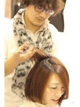 ヘアーメイク レリィ(Hair make Relie)木村 光弘