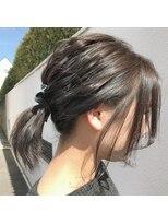 マイ ヘア デザイン(MY hair design)*ダウンゆるポニー*