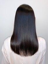 エンリエアー(enri h air)髪質改善超絶艶髪ストレート!