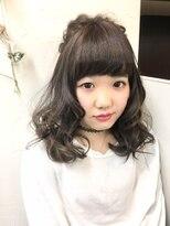 ヘアーアンドメイク ポッシュ 新宿店(HAIR&MAKE POSH)グラデーション*動きのあるスタイル
