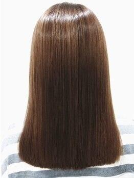 レヴル(REBEL)の写真/お客様一人ひとりの髪質に合わせて薬剤をセレクト♪種類豊富なので、痛みにくく、パサつかない仕上がりに☆