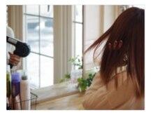 オーガニックカラー専門店 ノンノ 苫小牧店(nonno)の雰囲気(セルフスタイリングなので自分の好きなスタイリングに★)