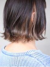 グリット ヘアプラスフォト(grit HAIR+PHOTO)【grit.】YOHEI WORKS (インナーカラー05)
