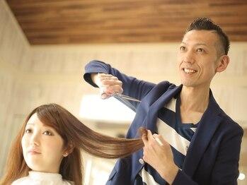 スーパー ヘアーアンドボディ (SUPER HAIR&BODY)の写真/【似合うショートヘアに変身】卓越した理論と技術で「似合う」ショートヘアを提供いたします!