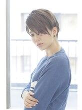 ララルーモ(LaLarOomo)☆レディースツーブロック エッジ刈り上げパンクスタイル☆