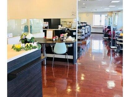 美容室プラザ 王寺店の写真