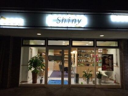 Hair & esthetic salon Shiny