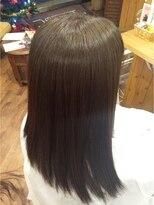 テトラ ヘアー(TETRA hair)オリーブアッシュ