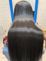 スローライフヘアーデザインアンドスパラウンジ(Slow life Hair design spa lounge)質感矯正ミネコラトリプル