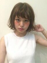 マハナ(Mahana by hair)ボブスタイル