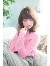 オーブヘアーニーナ 麻生札幌5号店(AUBE hair nina)ラフな抜け感が可愛い☆海外風ふんわりスタイル