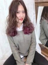 アリス ヘア デザイン(Alice Hair Design)Alice☆ダスティーベージュ
