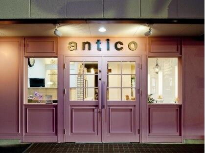 アンティコ(antico)の写真