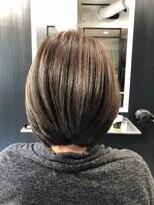 ヘアーラウンジダブリュー(Hair Lounge W)相模大野・ダブリュー・スロウカラー(白髪染め)