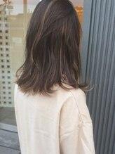 ヘアーデザイン フルーツ(Hair Design FRUITS)ハイライトミディアム