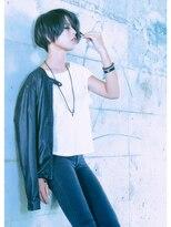オゥルージュ(Au-rouge noma)【aurouge noma 石井美紗紀】大人MODE◎モデルライクな小顔ボブ*