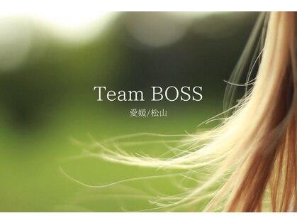 チームボス(Team BOSS)の写真
