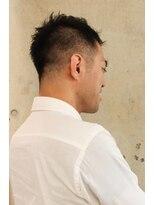 西葛西&-hairのスキンフェード