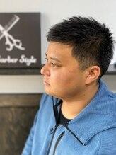 ジャックバーバースタイル(Jack barber style)