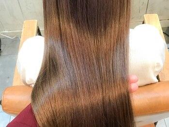 テトテ 門戸厄神店(tetote)の写真/【門戸厄神駅前】人気の《トリキュア/3stepTr/Tokio》で髪質改善☆tetoteでもケアプロ導入でTR効果120%UP♪