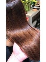 リラエ(Lyrae)Lyrae 酸性ストレート縮毛矯正