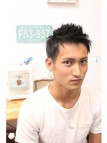 ブレスヘアーデザイン(BLESS HAIR DESIGN)爽やかショートヘア