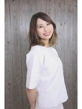 ヘアセラピー サラ(hair therapy Sara)【Sara仙台駅前】オトナ女子シフォンセミディ