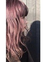 メルシー(merci)【merci古河店】ハイトーンカラー『pink violet』