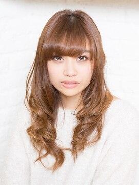 アリシアヘアー(ARISHIA hair)【ARISHIA hair 那珂】大人可愛い 伸ばしかけ 無造作 カール ♪