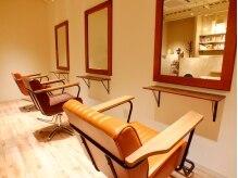 ラグーン ヘアラウンジ(lagoon hair lounge)の雰囲気(お席同士の間隔が広く、ゆったりとお過ごしいただけます。)