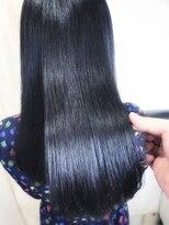 アンフィフォープルコ(AnFye for prco)ジュエリーシステム×縮毛矯正で輝く艶髪♪