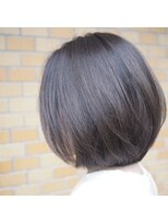 ノエル ヘアー アトリエ(Noele hair atelier)『Noele』maruボブ